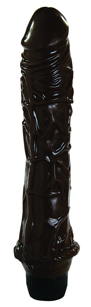 9 inch Thor Realistic Vibrator Brown