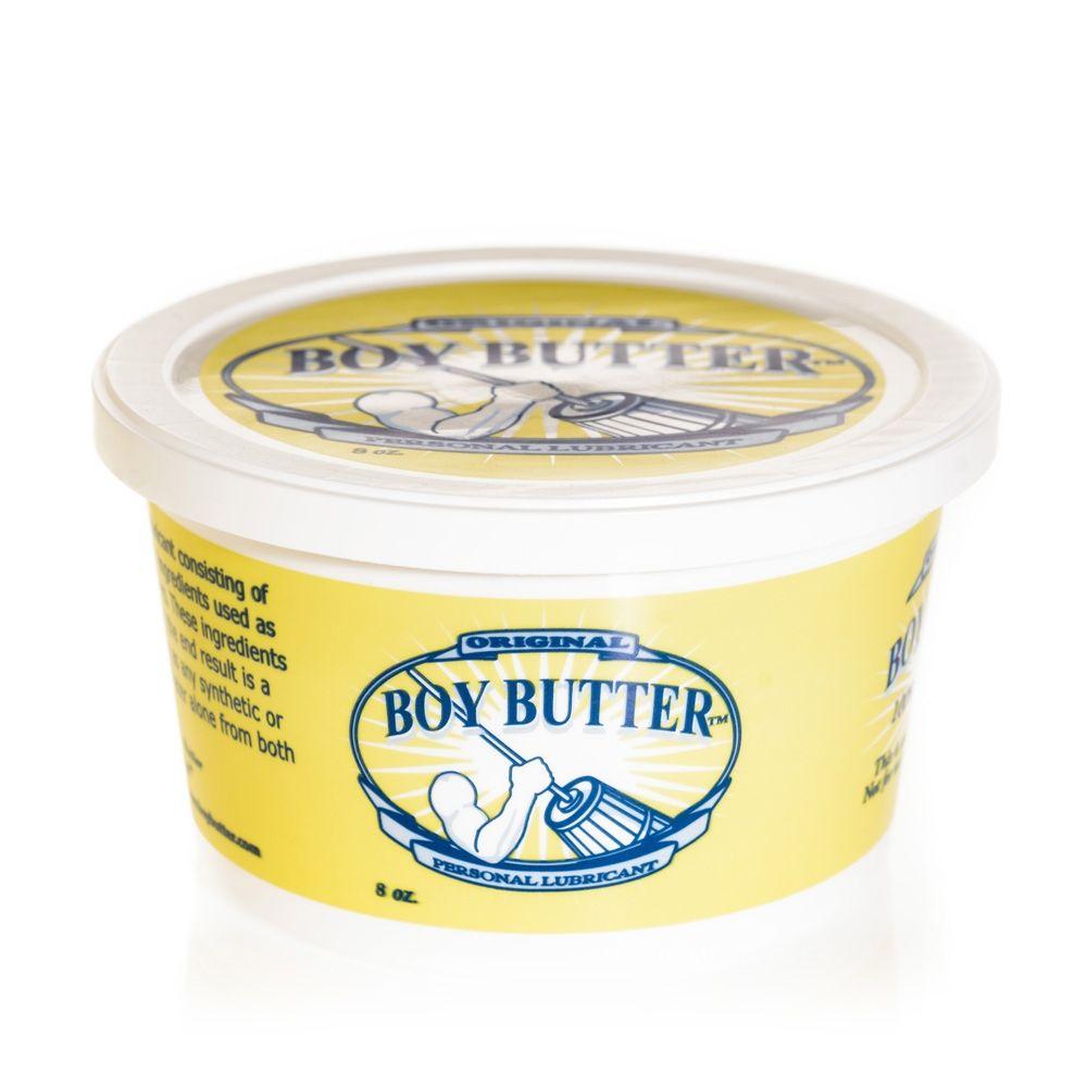 Boy Butter Original Oil Based Lube