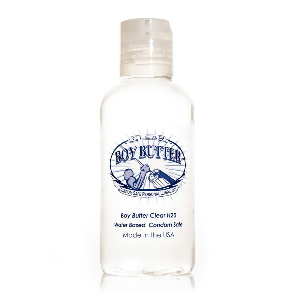 Boy Butter H20 Vitamin E Organic Water Based Lube