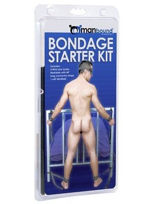 bondage starter kit - manbound