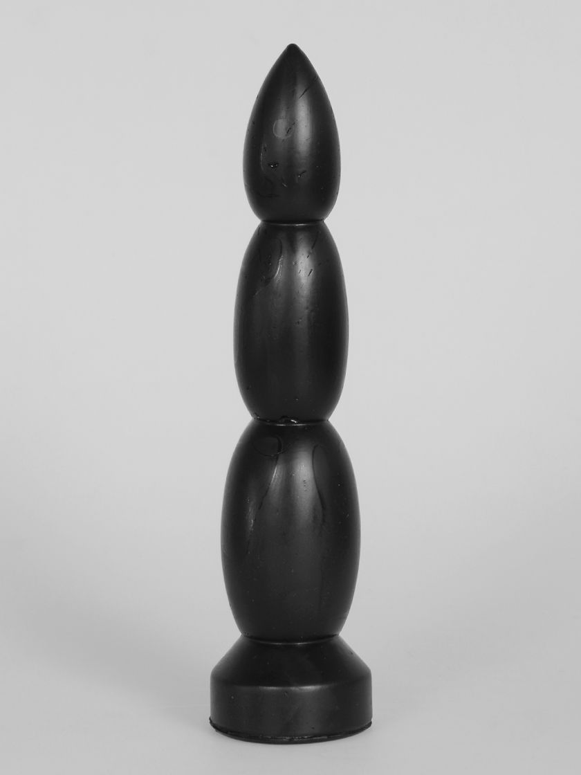 "Domestic Partner: Dark Eagle Dildo (8"")"