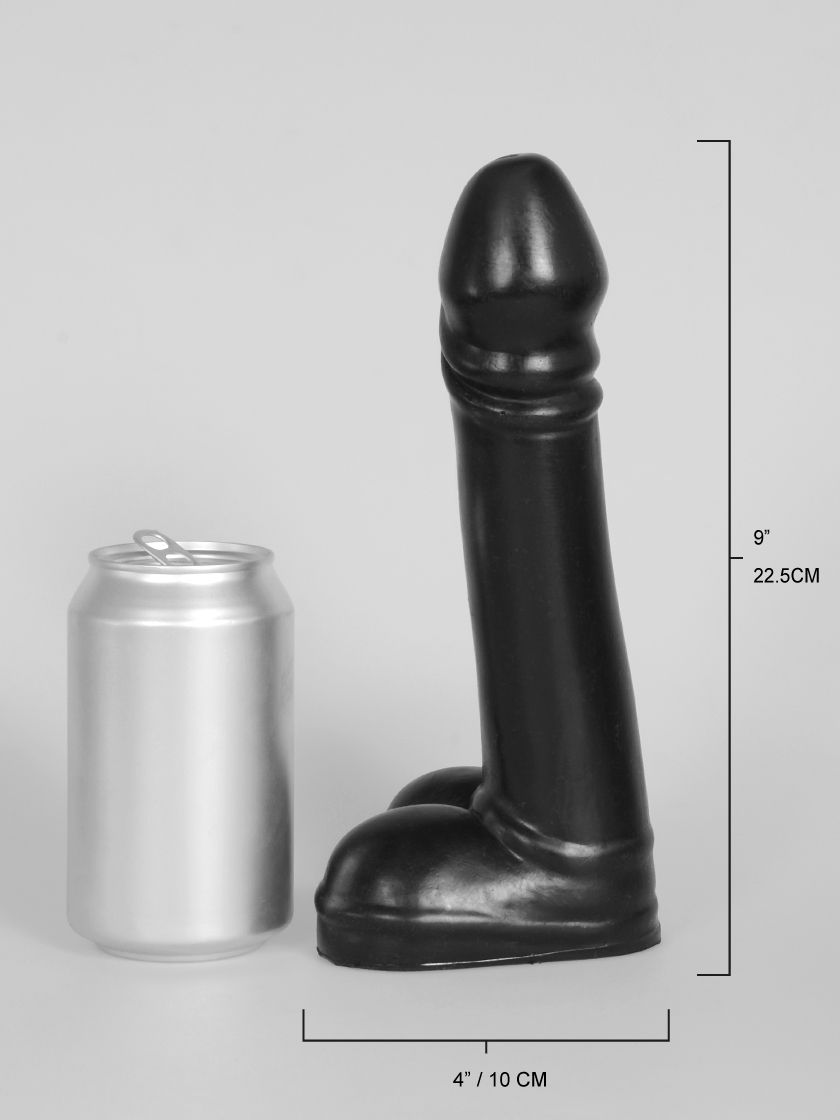 "Domestic Partner: Drill Sergeant Dildo (9"")"