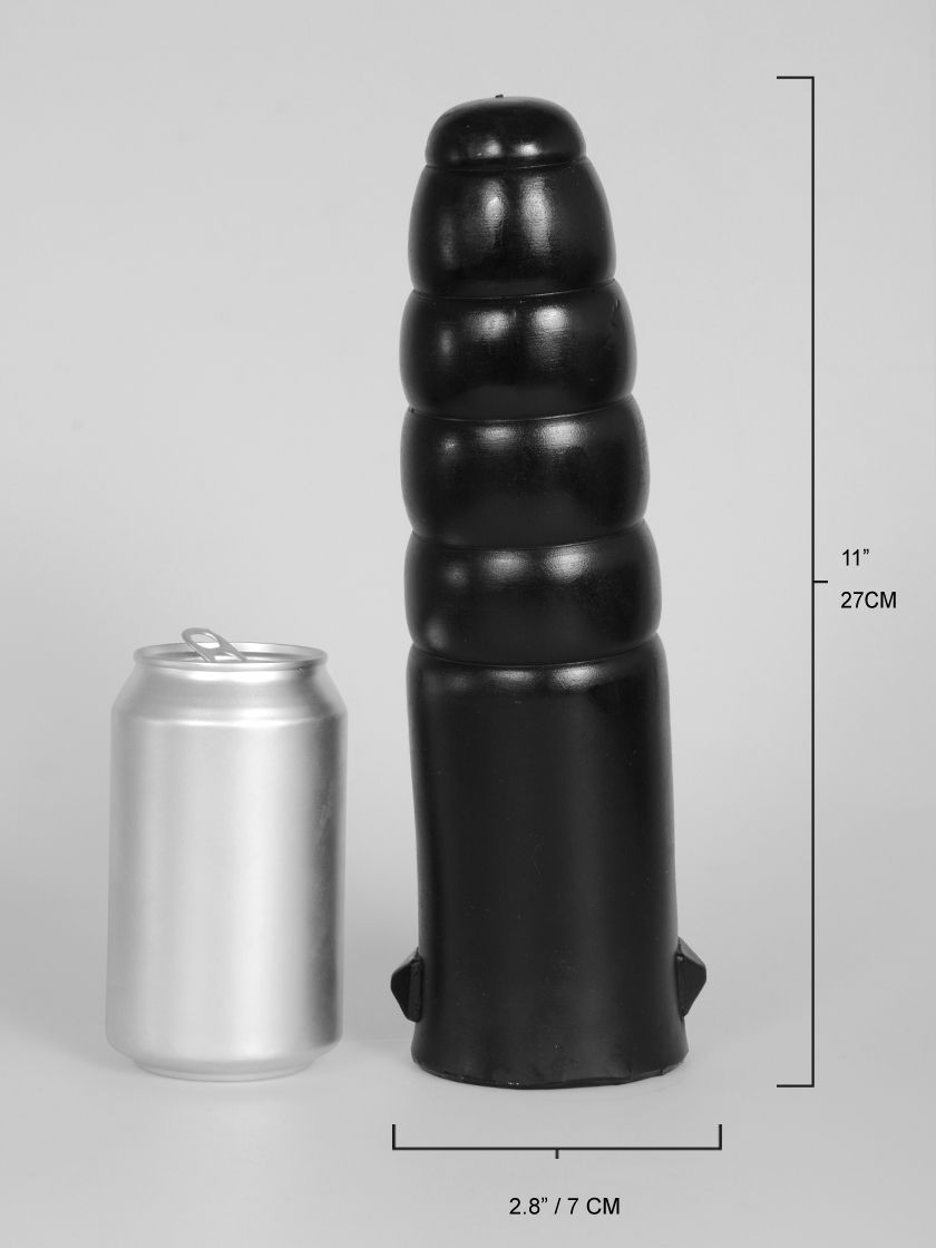 "Domestic Partner: Sea Wolf Dildo (11"")"