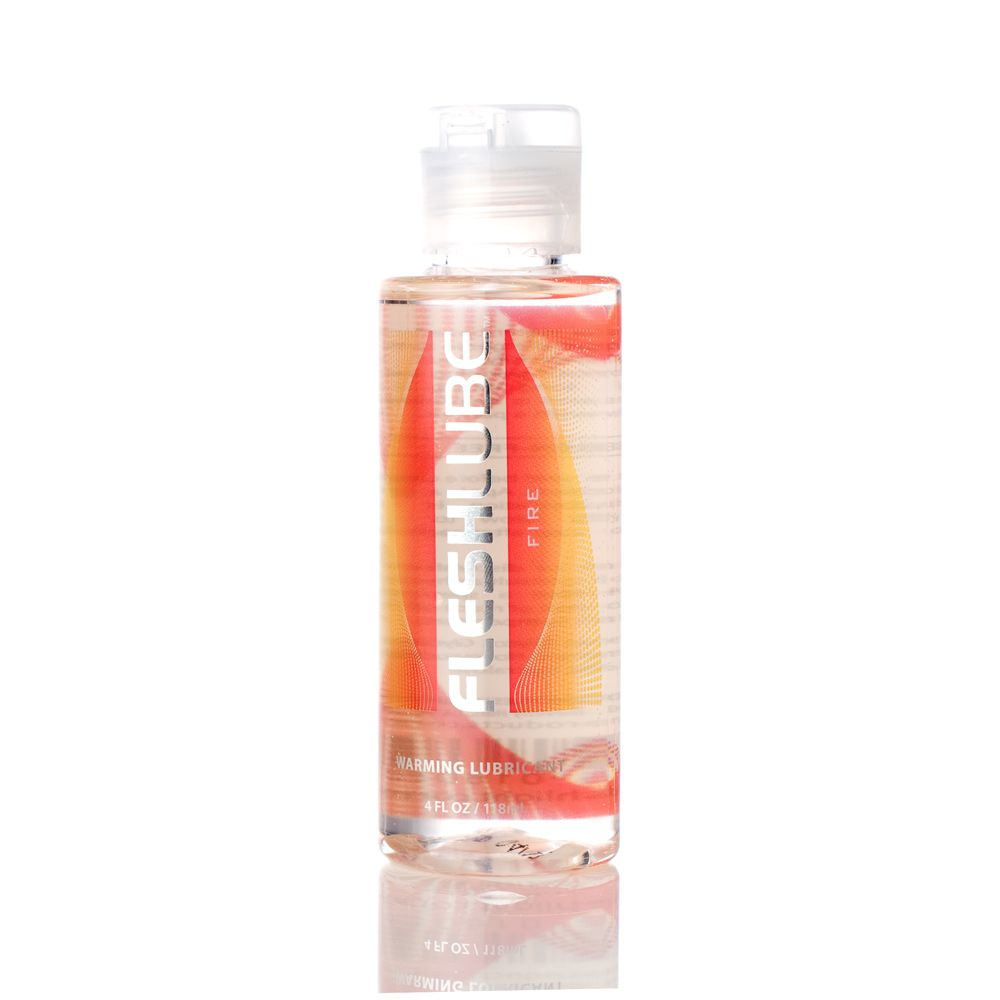 Fleshlube Fire Fleshlight Warming Water based Lubricant