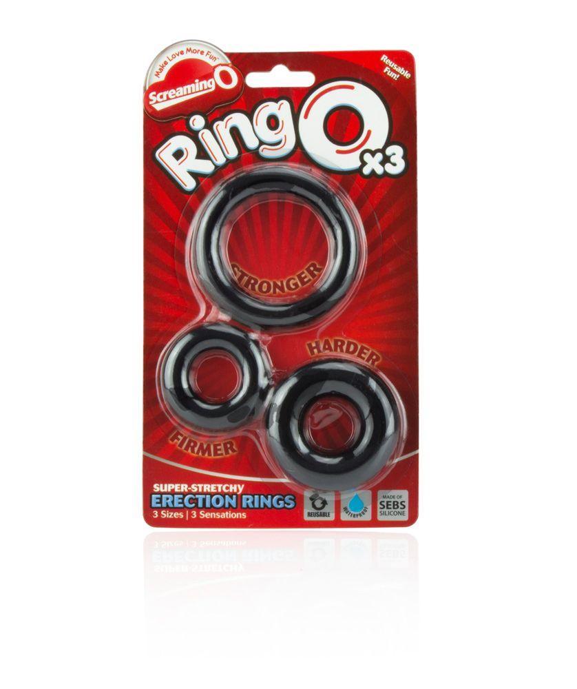 Multi pack cock rings