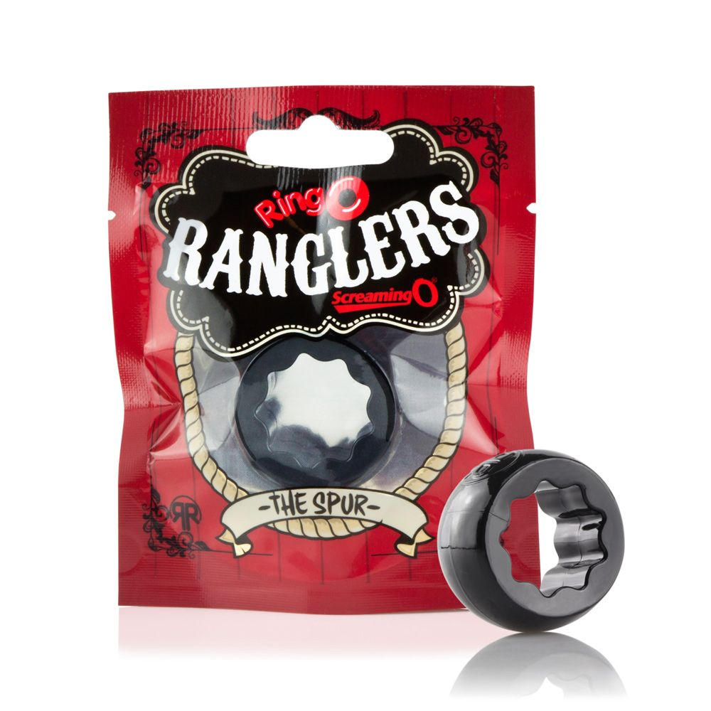 Screaming O RingO Rangler Spur Ridged Cock Ring