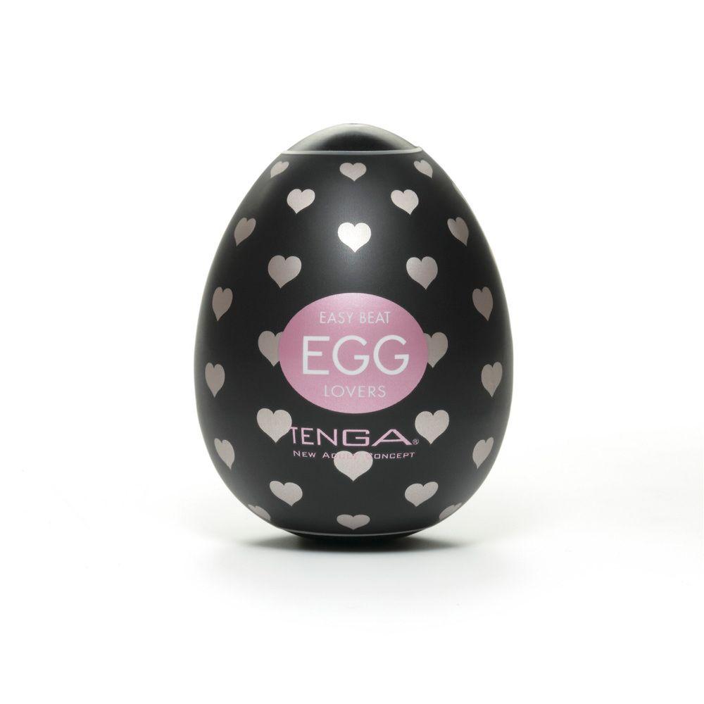 TENGA Egg Lovers Heart Male Masturbator