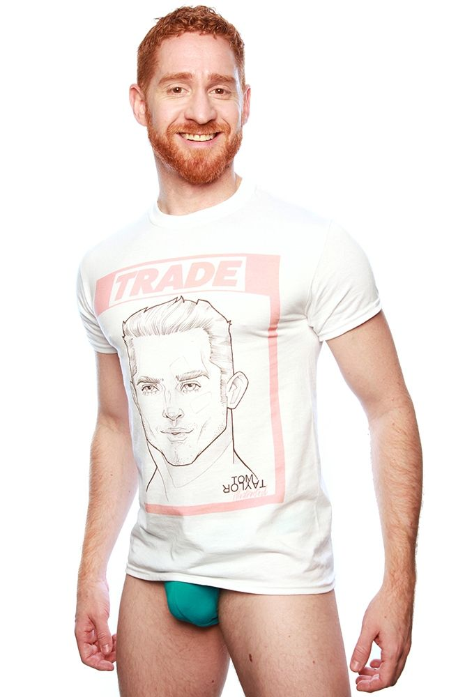Tom Taylor Trade T-Shirt Clapham